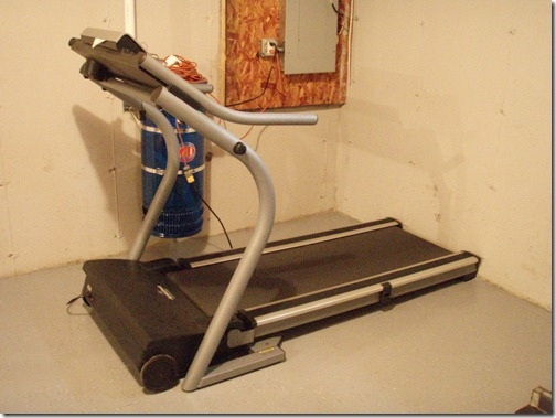 home gym treadmill