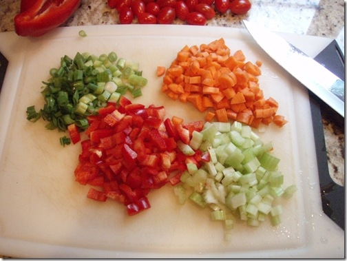wheatberry salad ingredients