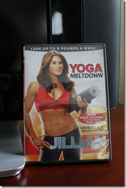 Jillian Michael's Yoga Meltdown
