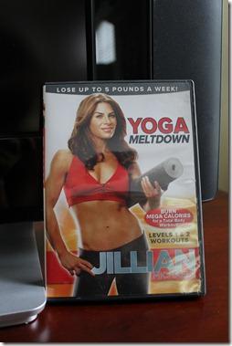 Jillian Michael's Yoga Meltdown