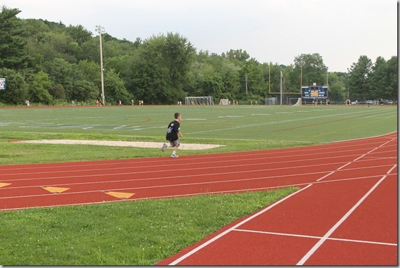 Mahopac High School Track