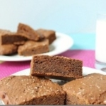 Easy Pumpkin Brownies