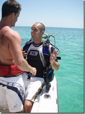 Scuba Diving in the Keys