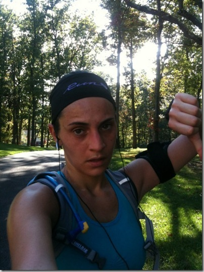 9 mile run