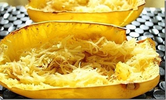Enchilada Spaghetti Squash