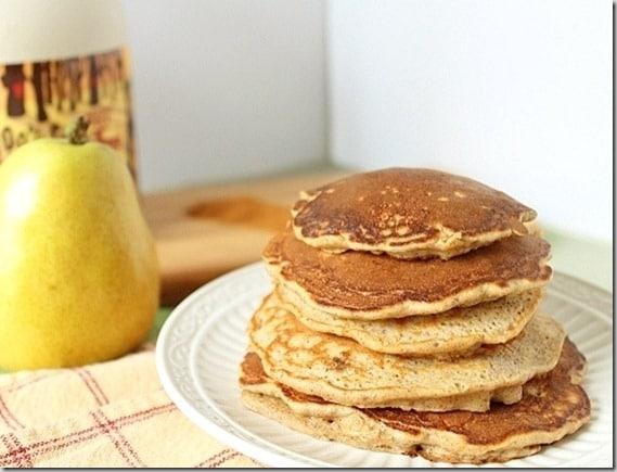 Pear Pancakes