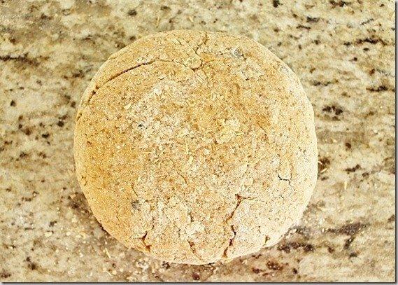 Pumpkin Chocolate Chip Scone Dough