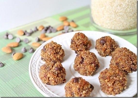 Quinoa Crack Balls