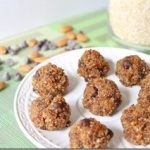 Quinoa Chocolate Chip Bites