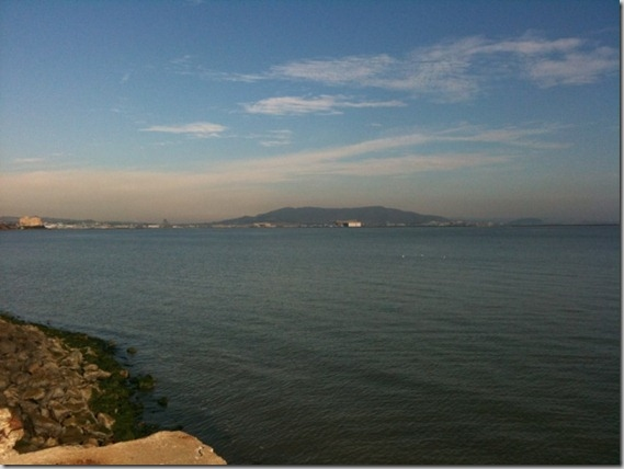 San Francisco bay trail