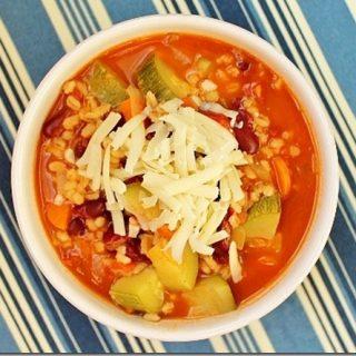 Vegetable Barley Chili
