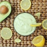Avocado Citrus Smoothie