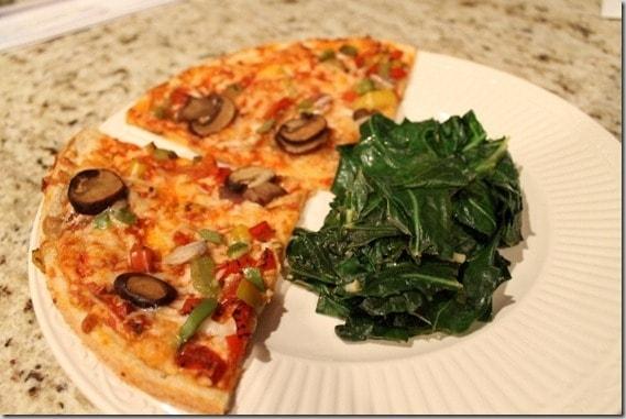 Newman's pizza