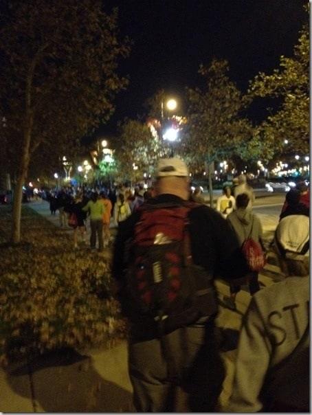 Philadelphia half marathon 2011