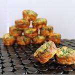 Stuffing Frittata Bites