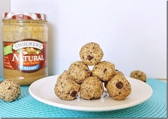 Butterfinger Dough Balls