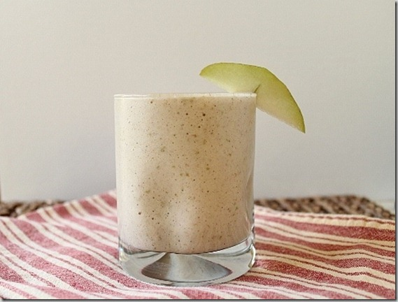Pear Cinnamon Smoothie
