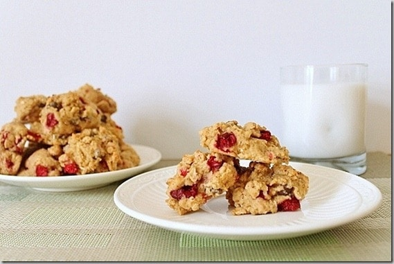 Cranberry Chocolate Chip Cookies