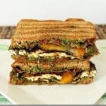 Tofu Bacon Panini