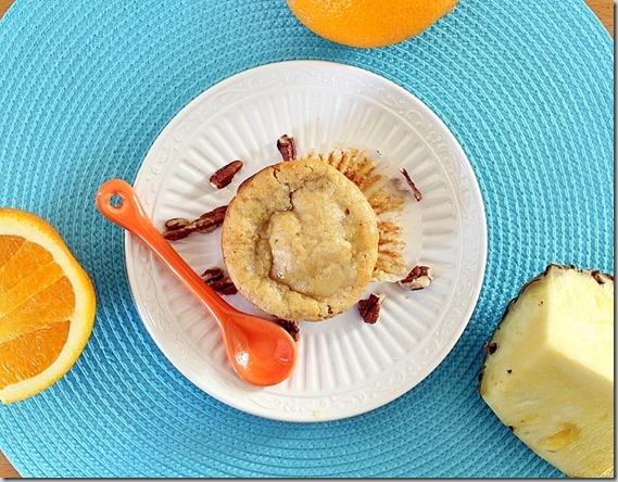 Pineapple Orange Muffins