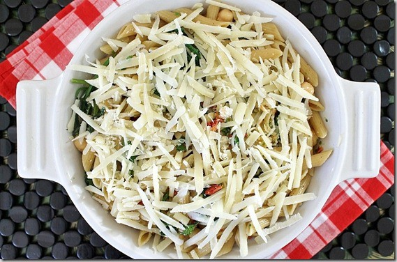 Broccoli Rabe Pasta Bake