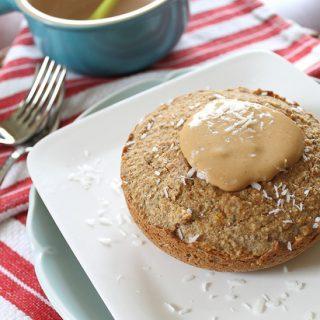 Coconut Buckwheat Breakfast Bake
