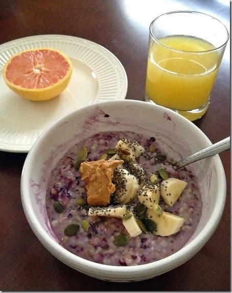 breakfast WIAW