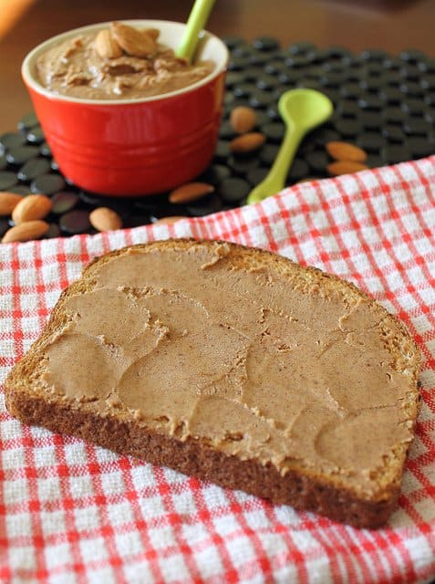 Maple Almond Butter with Cinnamon