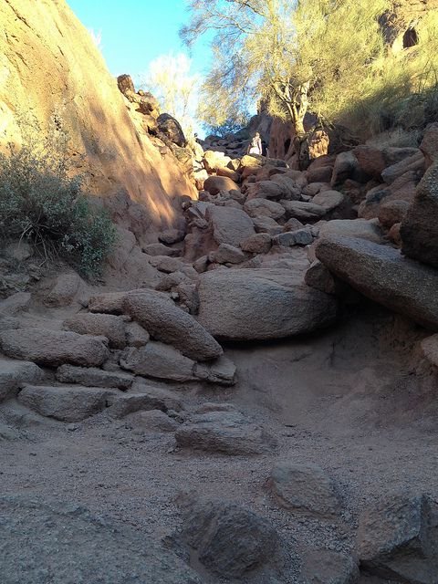 Camelback Mountain incline