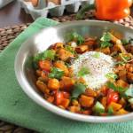 Quick Sweet Potato Hash