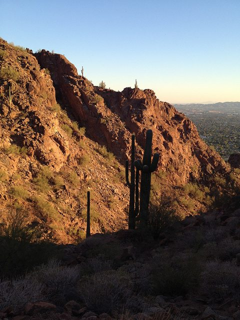 Top of Camelback Mountain