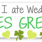 WIAW+GOES+GREEN