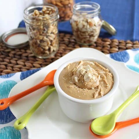 Maple Roasted Vanilla Almond Cashew Butter