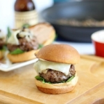PW Wednesday's: Mushroom swiss sliders
