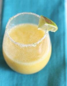 Mango Coconut Margaritas