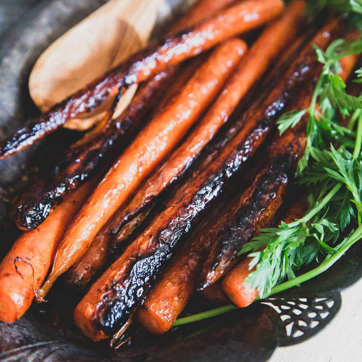 Try these easy candied carrots alongside your Easter dinner.