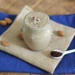 From bookmark to blog: java almond butter