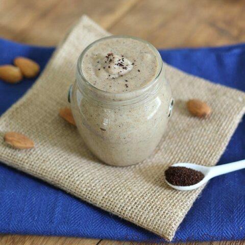 Java almond butter