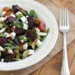 Roasted Summer Vegetable Salad (158x205)