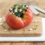 Kale & Sausage Stuffed Tomato (240x176)
