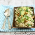 From bookmark to blog: cauliflower couscous