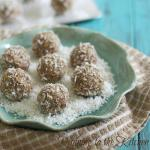 Coconut Nut Balls