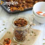 Pumpkin Granola 450x450