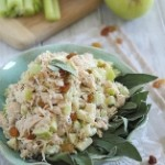Honey Chicken Salad with Apples & Sage (157x195)