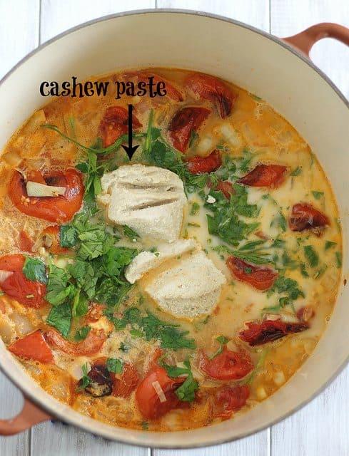 Panera tomato soup