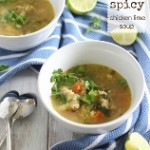 spicy chicken lime soup label (158x175)