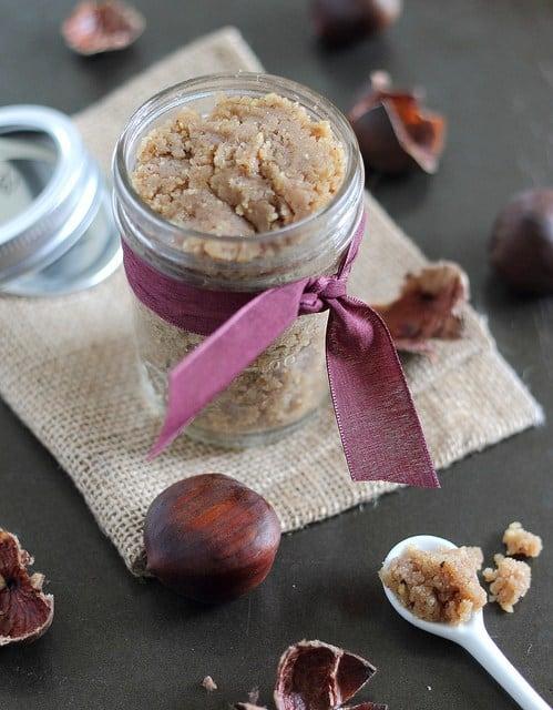 Honey Vanilla Chestnut Spread