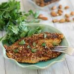 Dijon Almond Crusted Tilapia 450x450