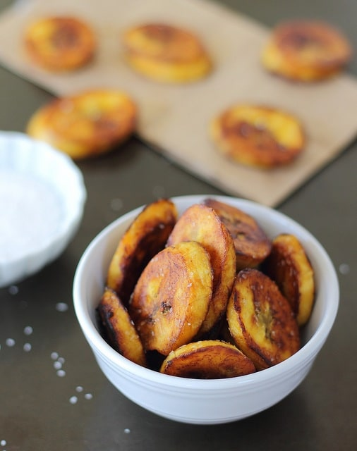 Simple Fried Plantains