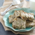 healthy paleo and gluten free breakfast bars